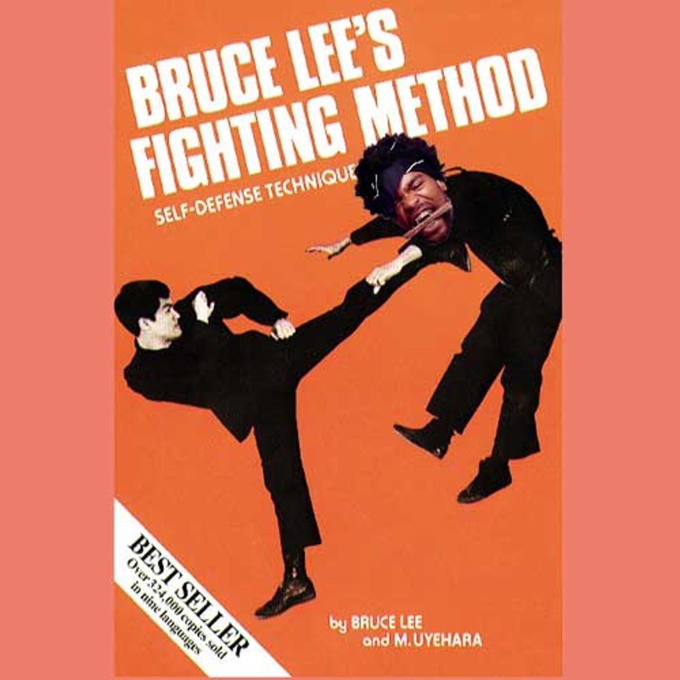 The Five Best Bruce Lee Fights (and Method Man Joints)