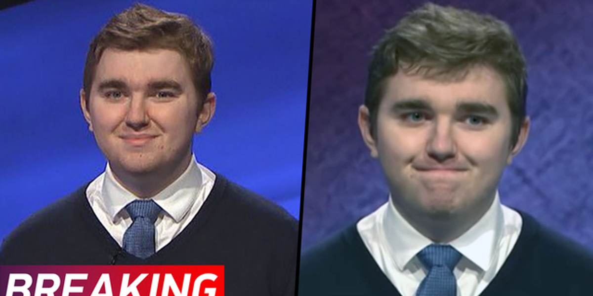 24-Year-Old Five-Time 'Jeopardy!' Winner Brayden Smith's Cause Of Death Confirmed