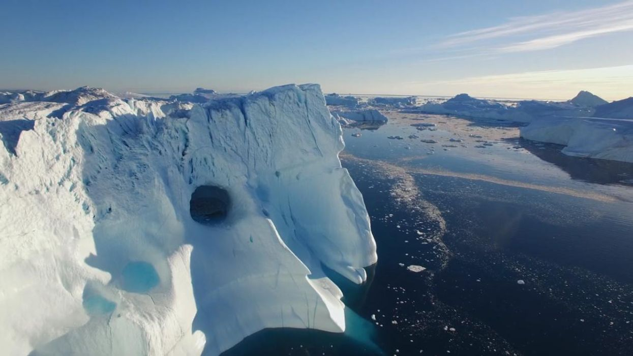 New Documentary Explores Climate Change in Greenland