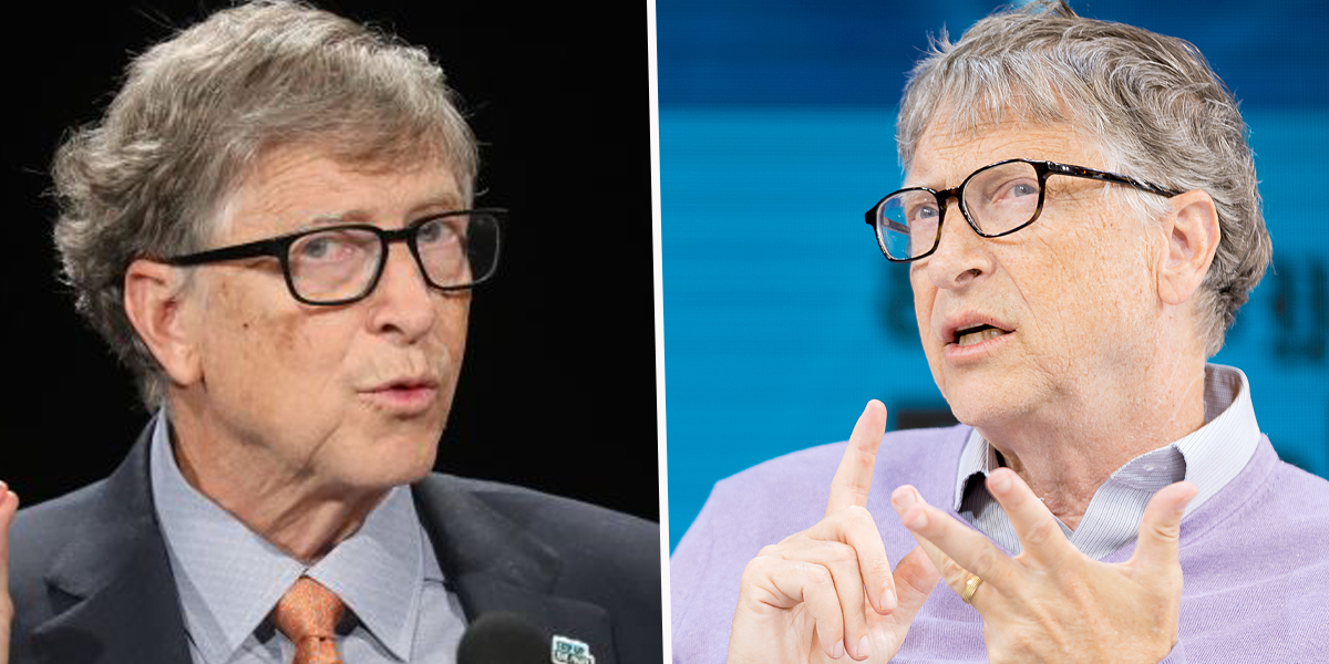 Bill Gates Lays Out His Plan to Save the World