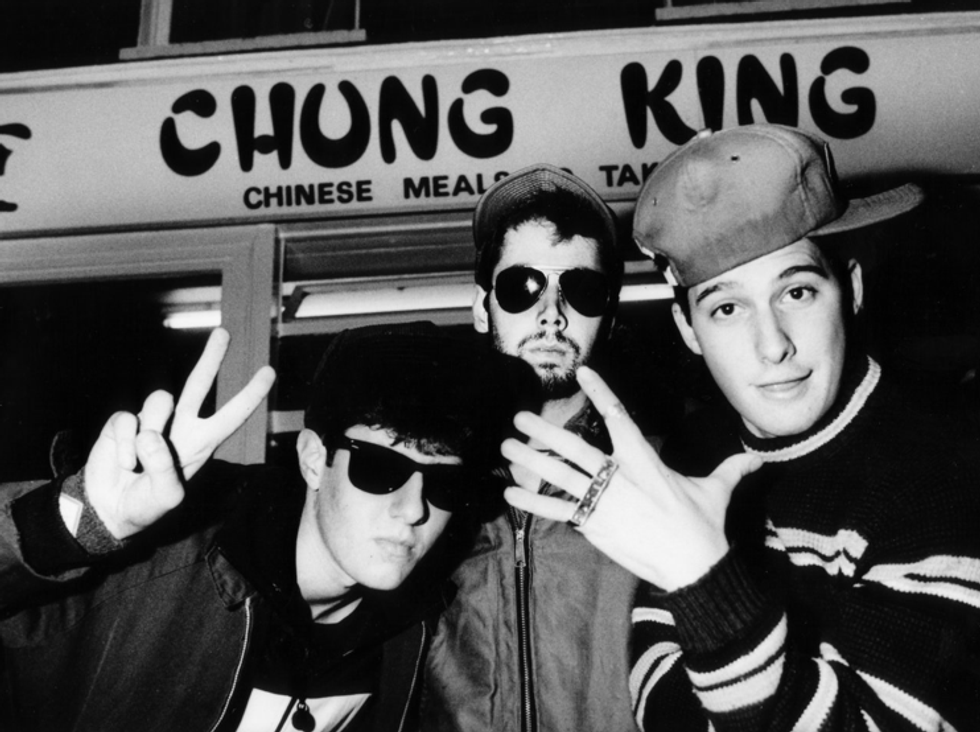 A Beastie Boys Memoir + an Adam Yauch Playground on the Way