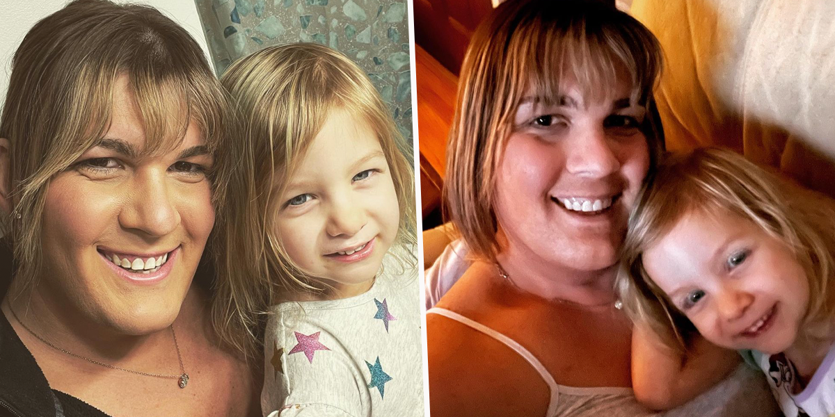 Transgender Woman Explains Why Her 3-Year-Old Daughter Still Calls Her Dad