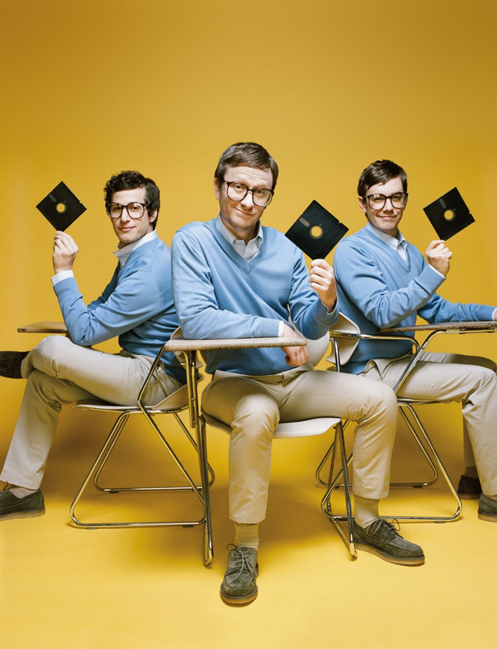 The Lonely Island Guys Prove Once Again Why They're the Internet's Biggest Stars.