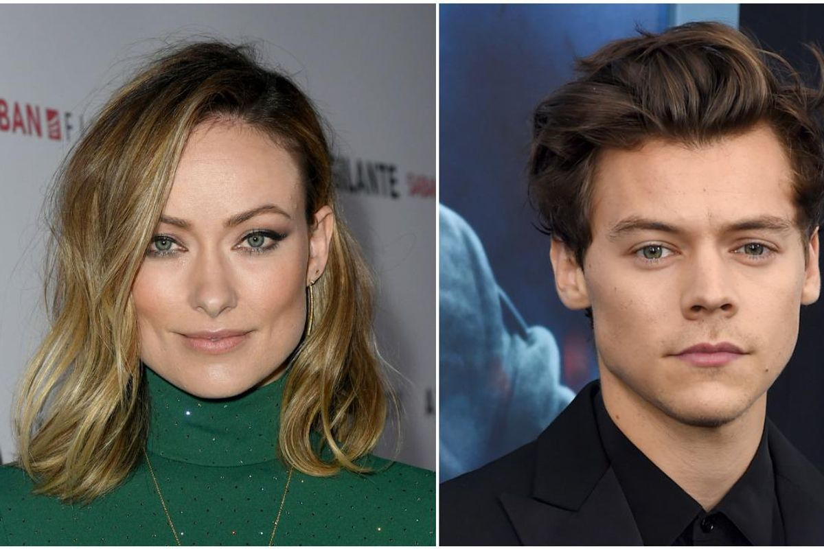 Olivia Wilde's Praise for Harry Styles in Her Woman-Led Film Divides Fans