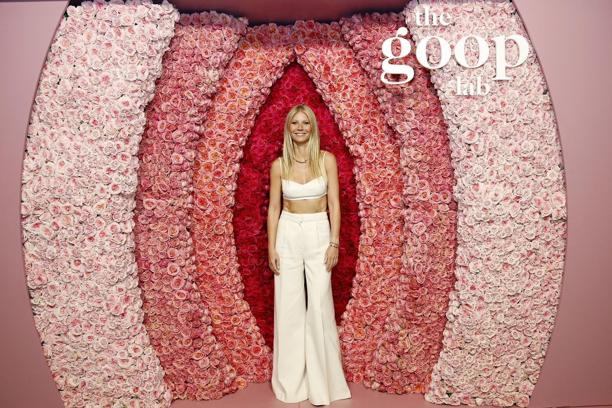 Goop Releases Its First Vibrator
