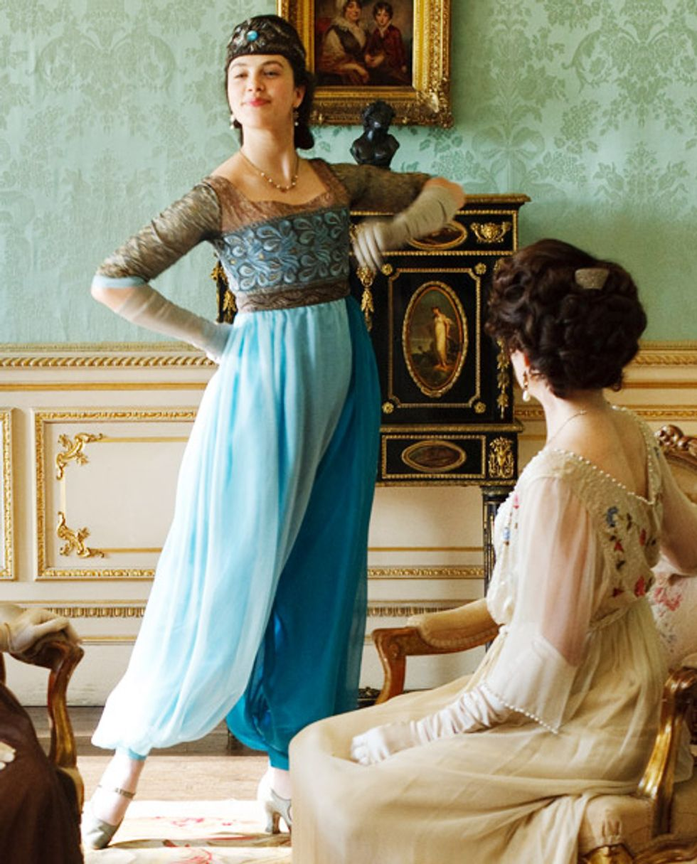 Downton Abbey Is Doing a Fashion Line: 12 Outfits We Need to See