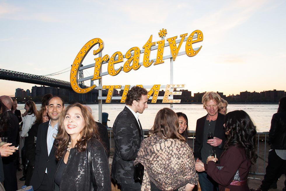 Creative Time's Mondo Spring Gala