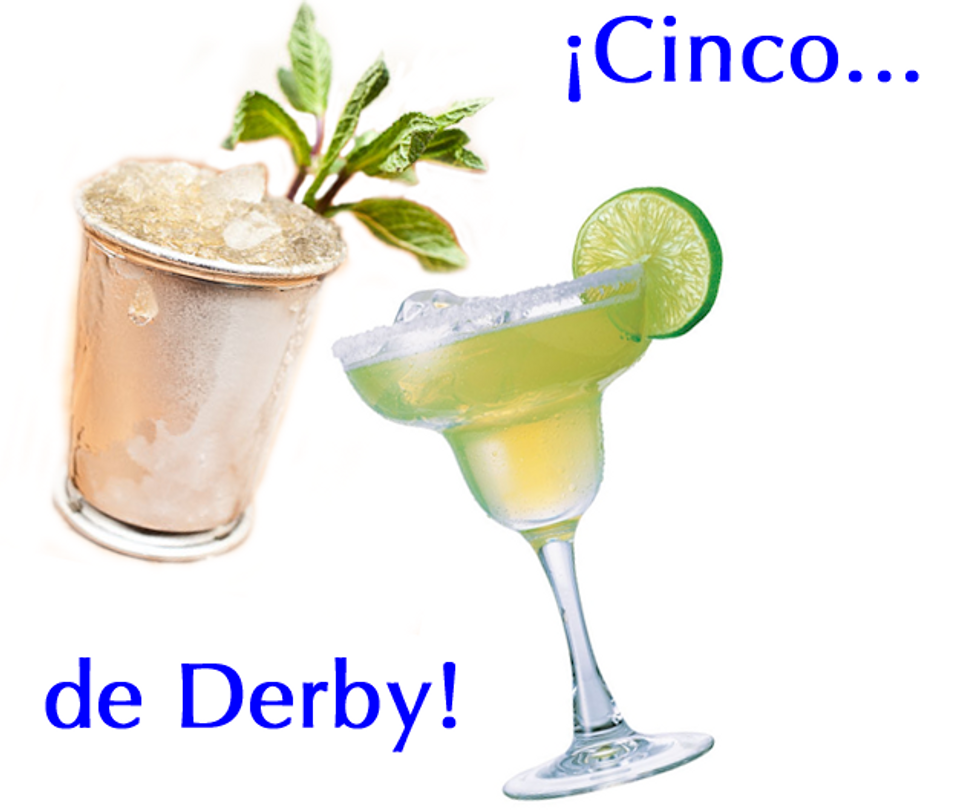 Our Guide to Cinco de Mayo and Kentucky Derby Parties In NYC
