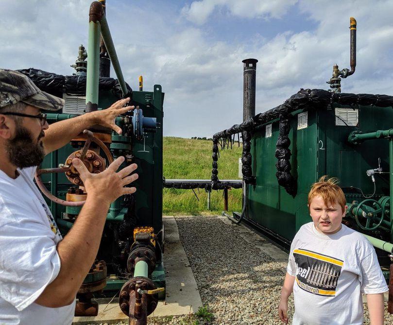 fracking family