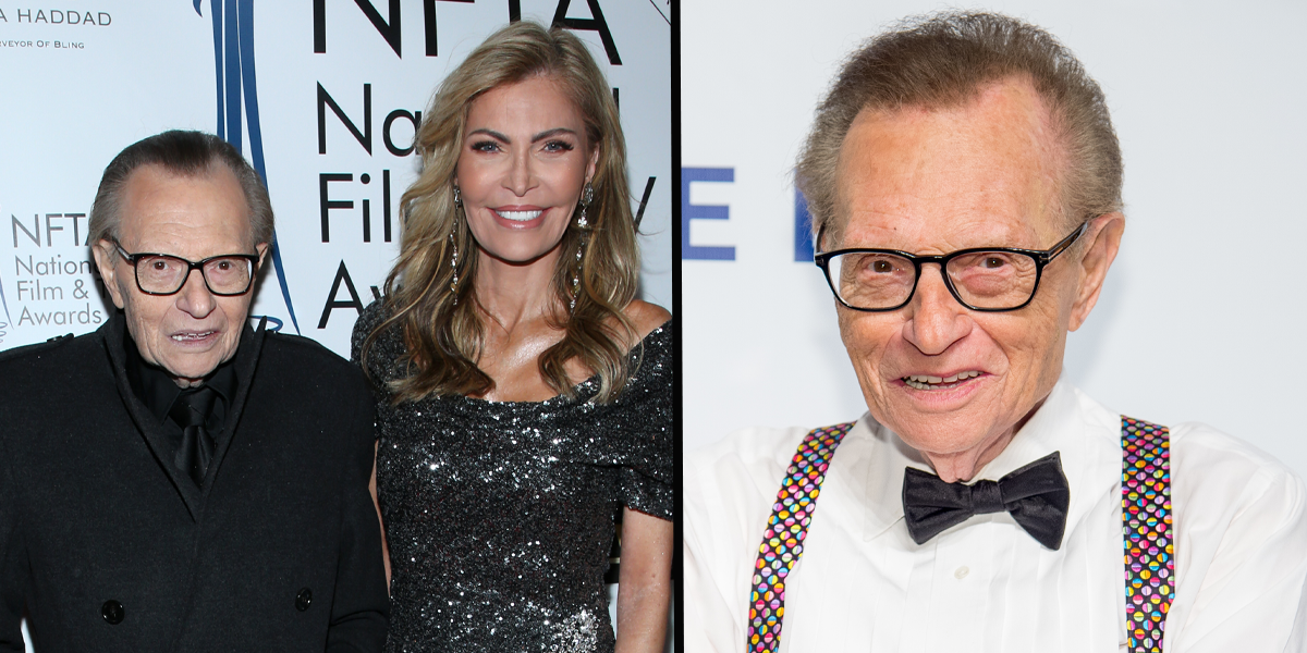 Larry King's Widow Shawn Contests His Handwritten Will