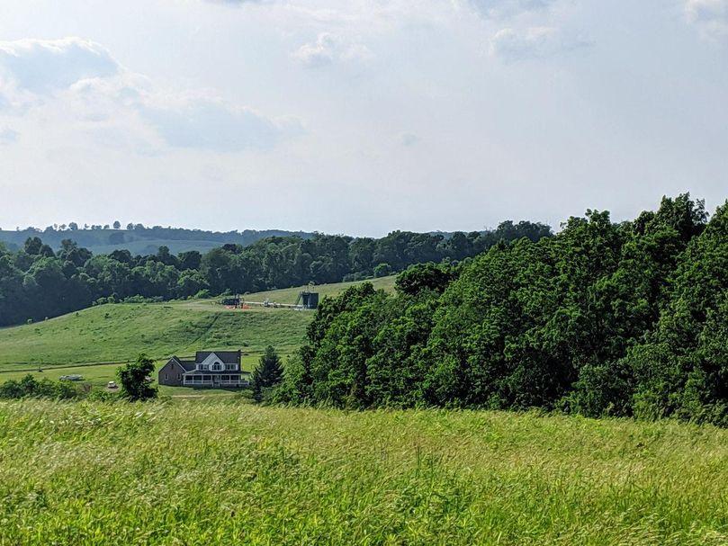 fracking pennsylvania countryside