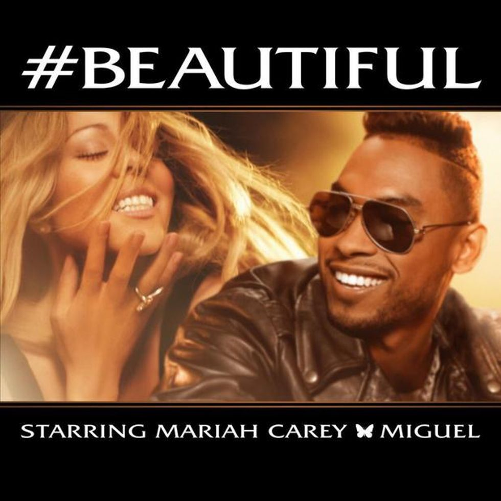 Mariah Carey Made a New Song With Miguel