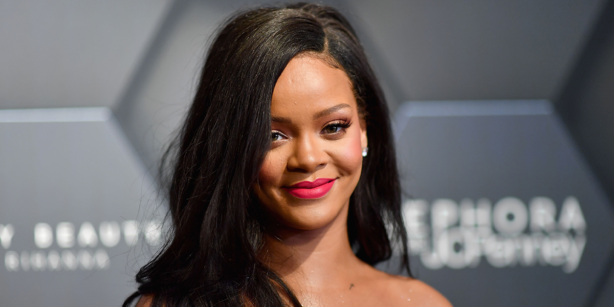 Rihanna Causes Global Outrage With Topless Photo