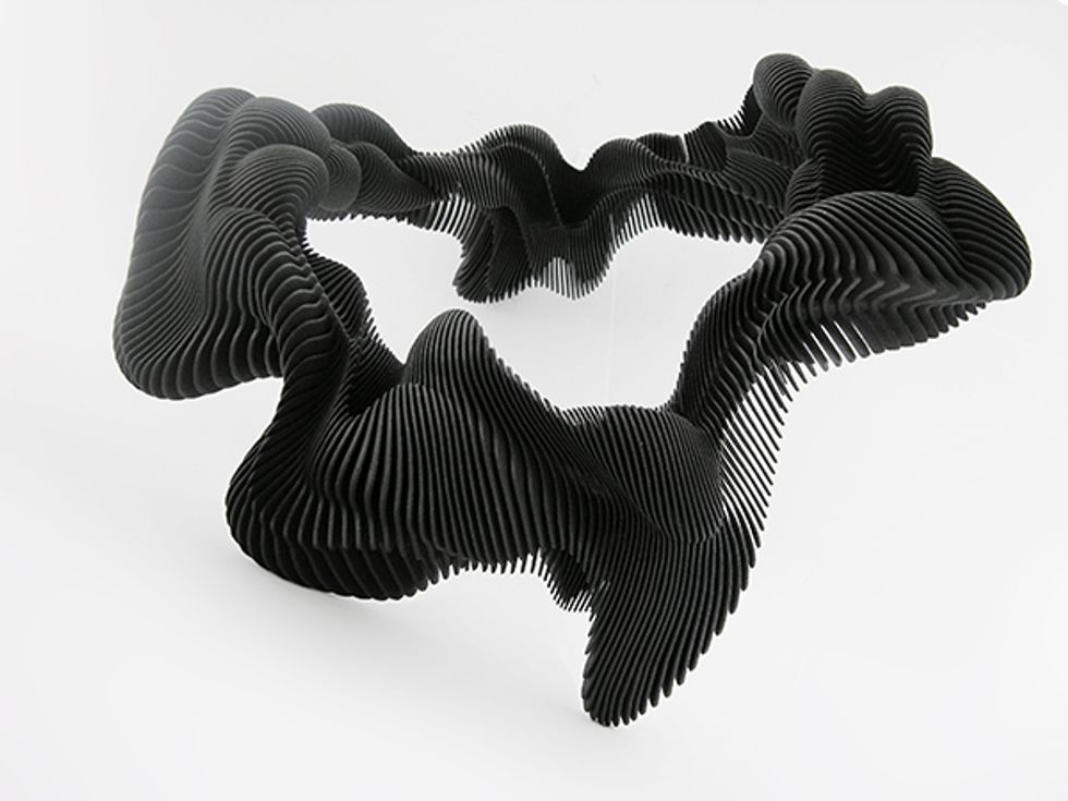 Daniel Widrig's Crazy 3D-Printed Wares Will Be Shown Off in London