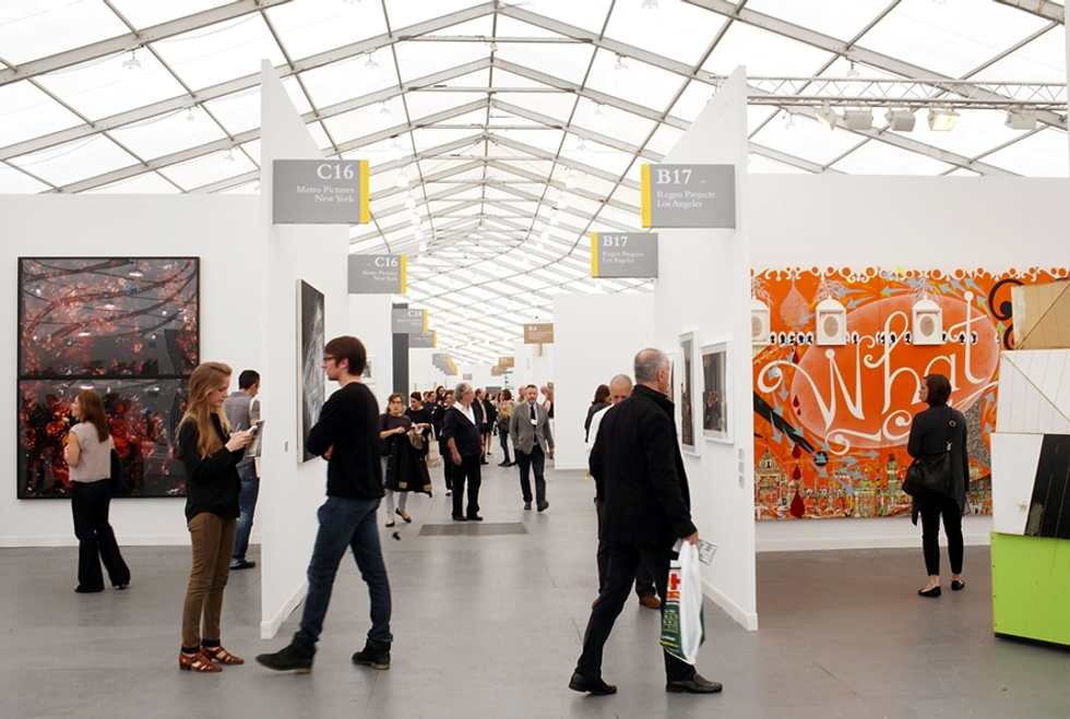 Everything You Need to Know About FRIEZE and NYC's Spring Art Week