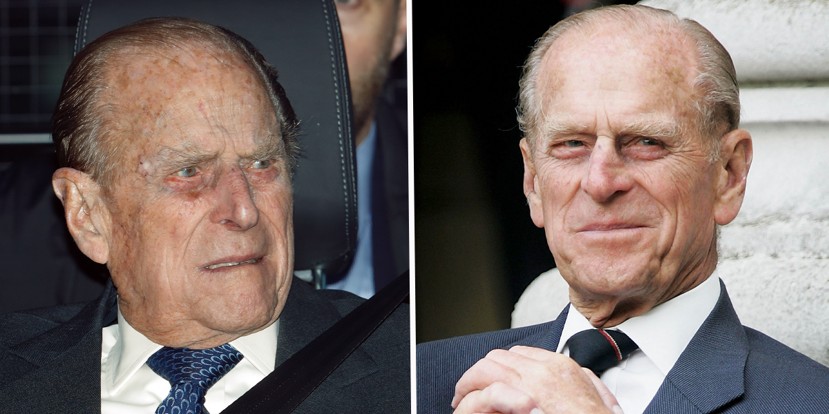 Prince Philip Rushed Into Hospital After 'Feeling Unwell'