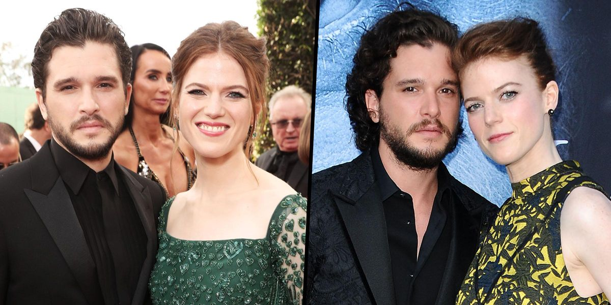 'Game of Thrones' Stars Kit Harington and Rose Leslie Welcome First Child