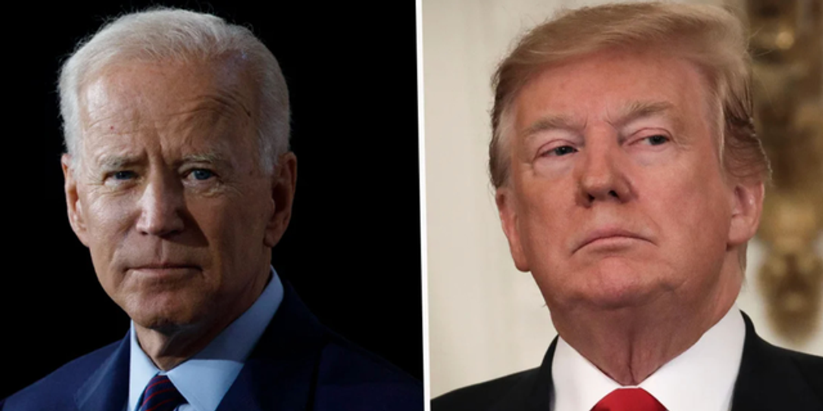 Joe Biden Says He Doesn't Want To Talk About Donald Trump Anymore