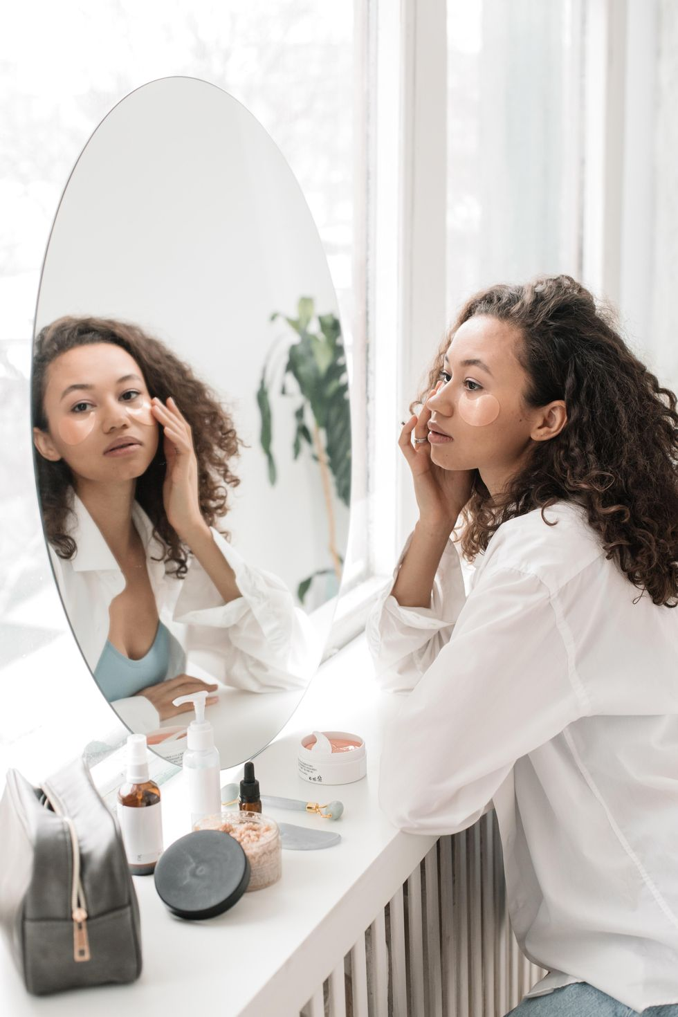 I Started A Daily Skin Care Routine, And It Has Brightened My Skin AND My Mood