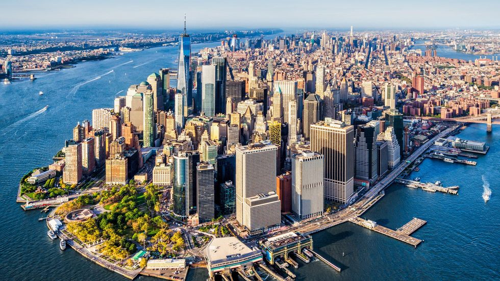 The Zodiac Signs of Manhattan Neighborhoods