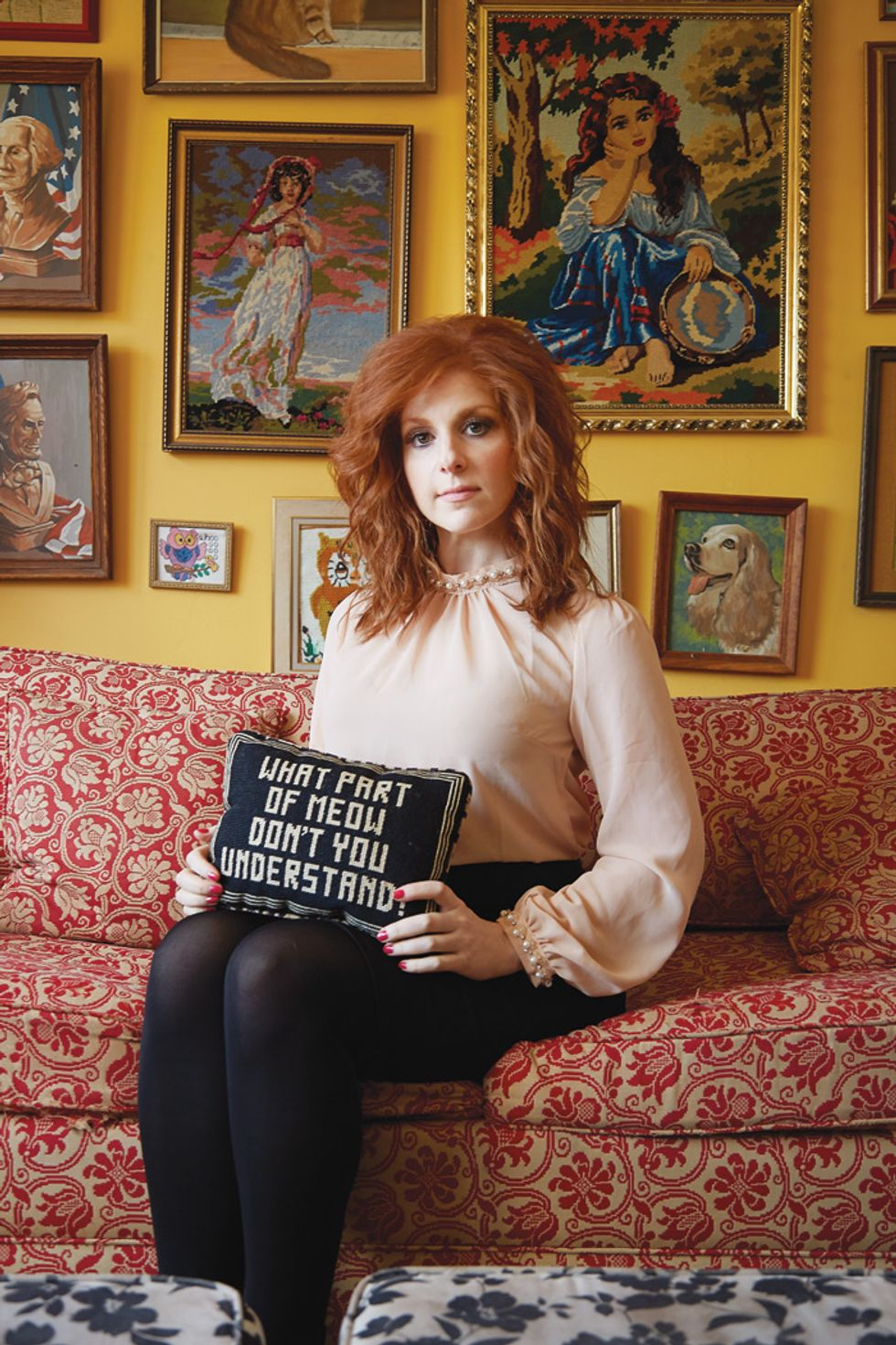 Comedy Podcasting Personality Julie Klausner Chats With Us About the Internet  and Her New Y.A. Novel