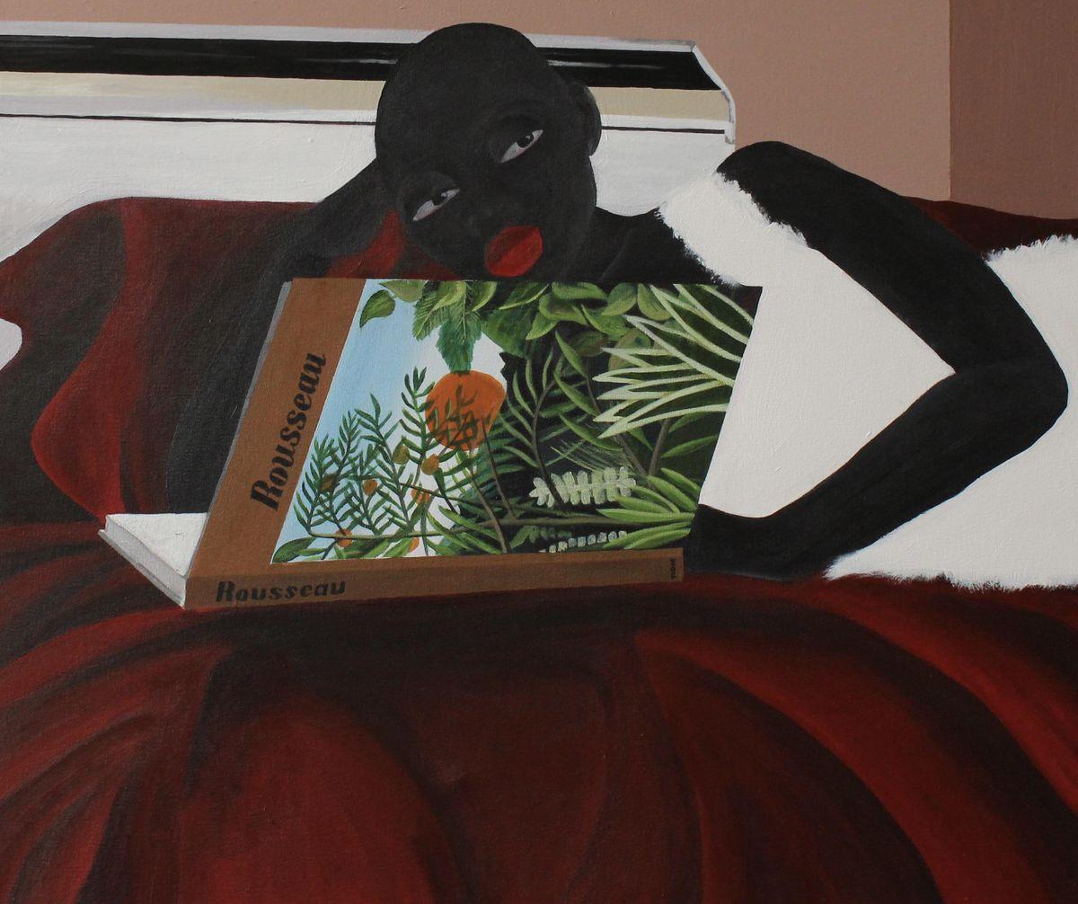 <div>Spotlight: Sensuality Meets Acceptance in Zandile Tshabalala's Self-Portraits</div>