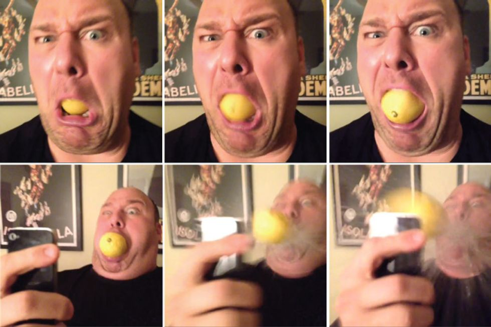 Will Sasso Gets Us Laughing In Six Seconds or Less