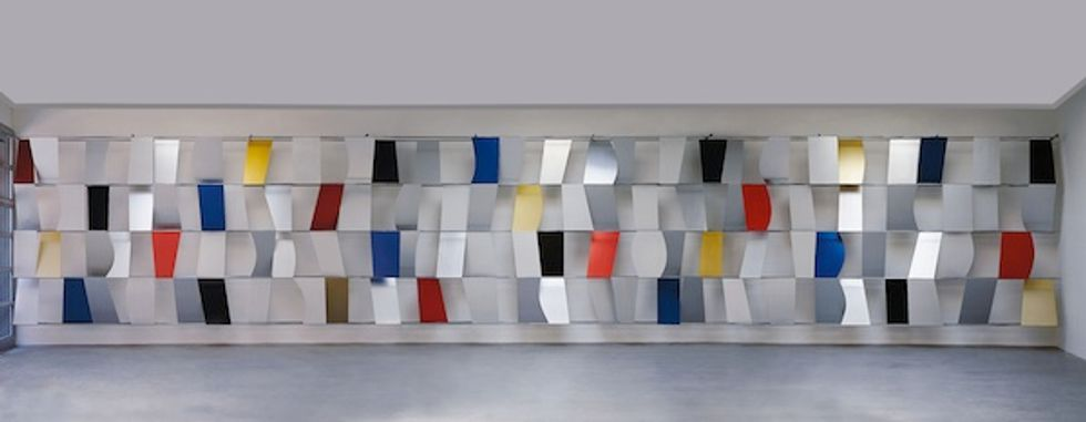 The Barnes Goes Contemporary with Ellsworth Kelly, Sort Of...