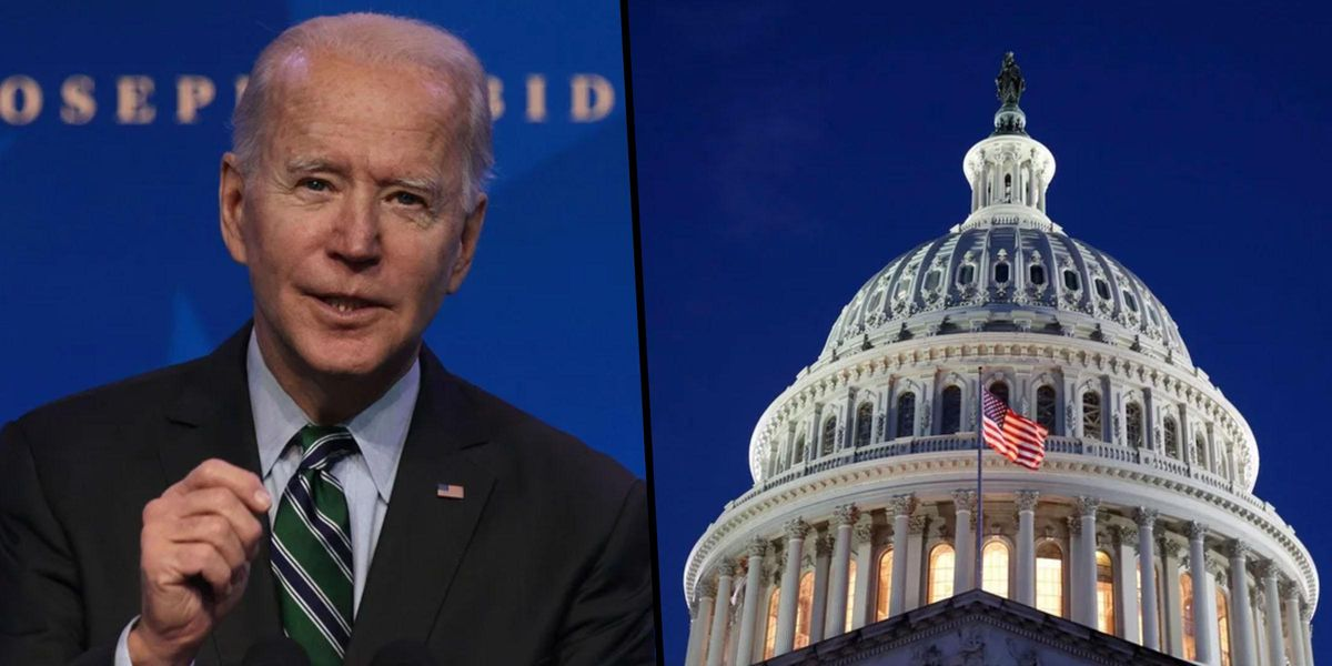 Joe Biden Says He's Uncomfortable With How Much He's Waited on in the White House
