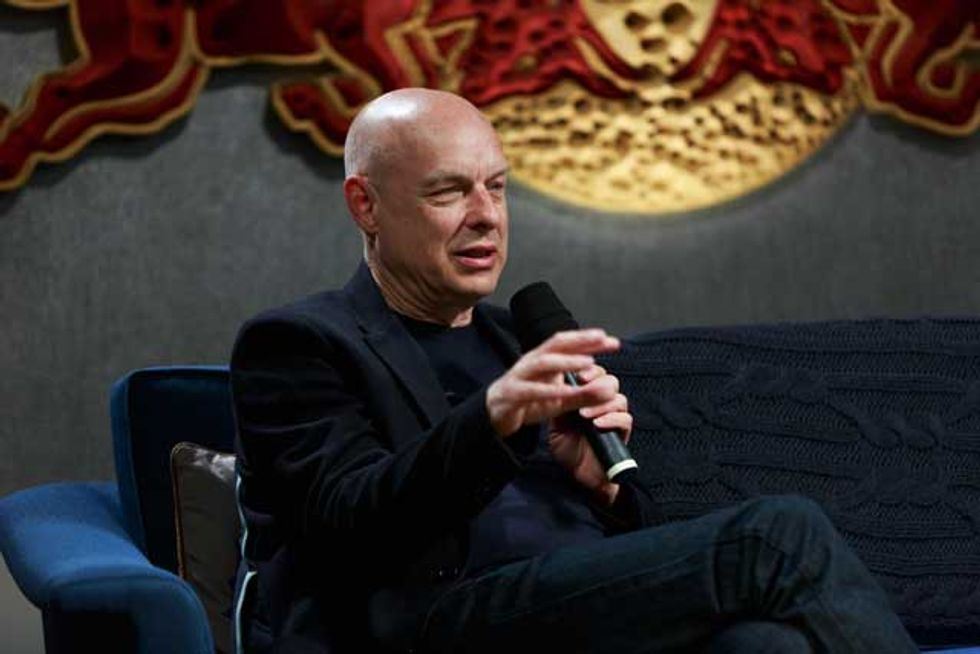 Brian Eno: From Glam Rock to Gardening