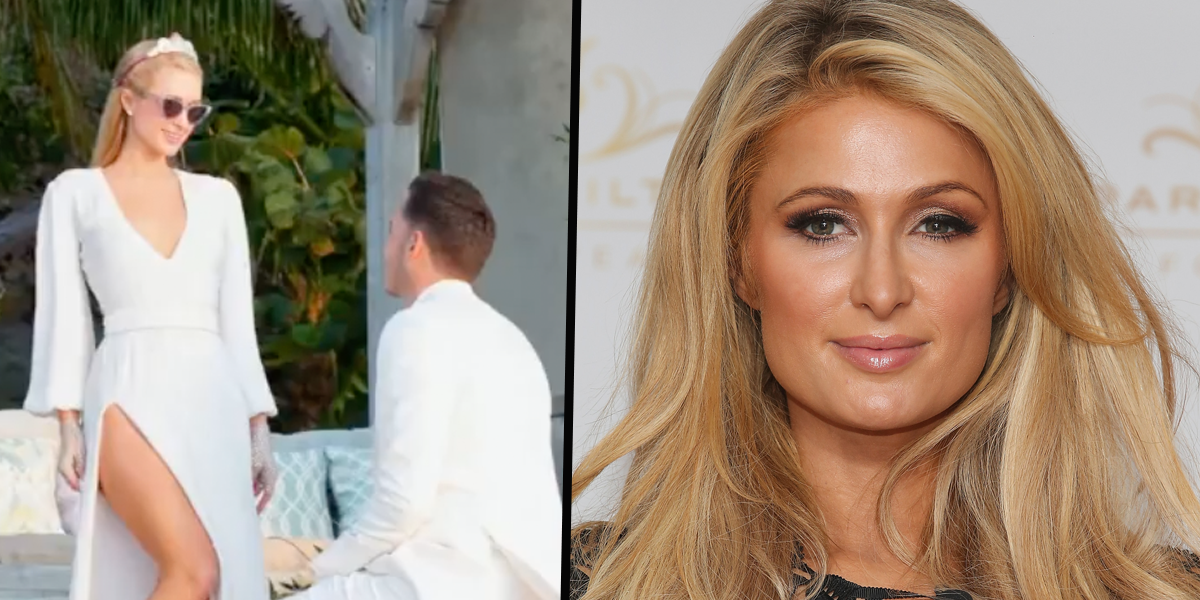Paris Hilton's $2 Million Engagement Ring Being Called 'Ugliest Ring Ever'