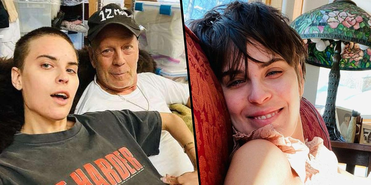 Bruce Willis and Demi Moore's Youngest Daughter Tallulah Sparks Concern With Latest Selfie