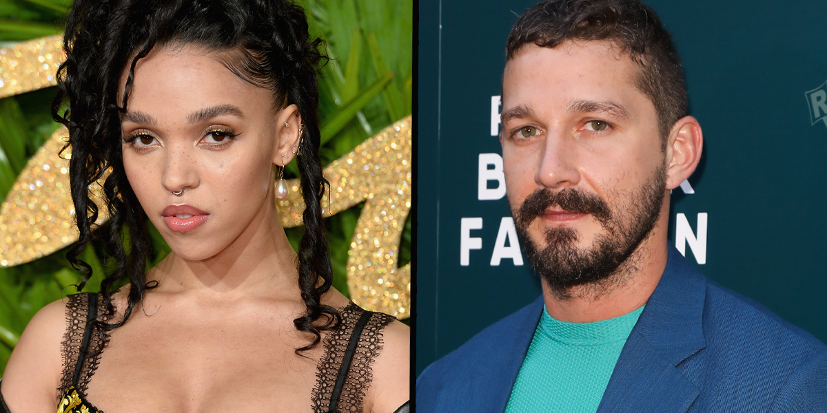 FKA Twigs Claims That Shia LaBeouf Shot Stray Dogs To 'Get Into Character'