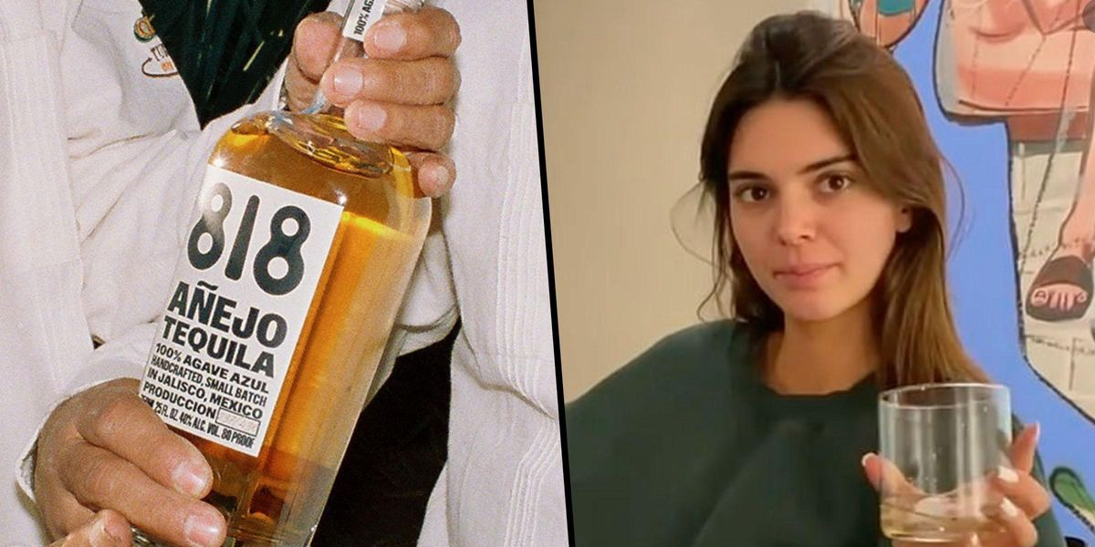Kendall Jenner Faces Backlash Over Tequila Business