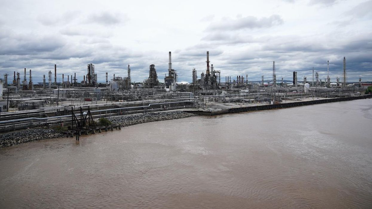 Philadelphia Oil Refinery's Toxic and Racist Legacy Continues in Cleanup