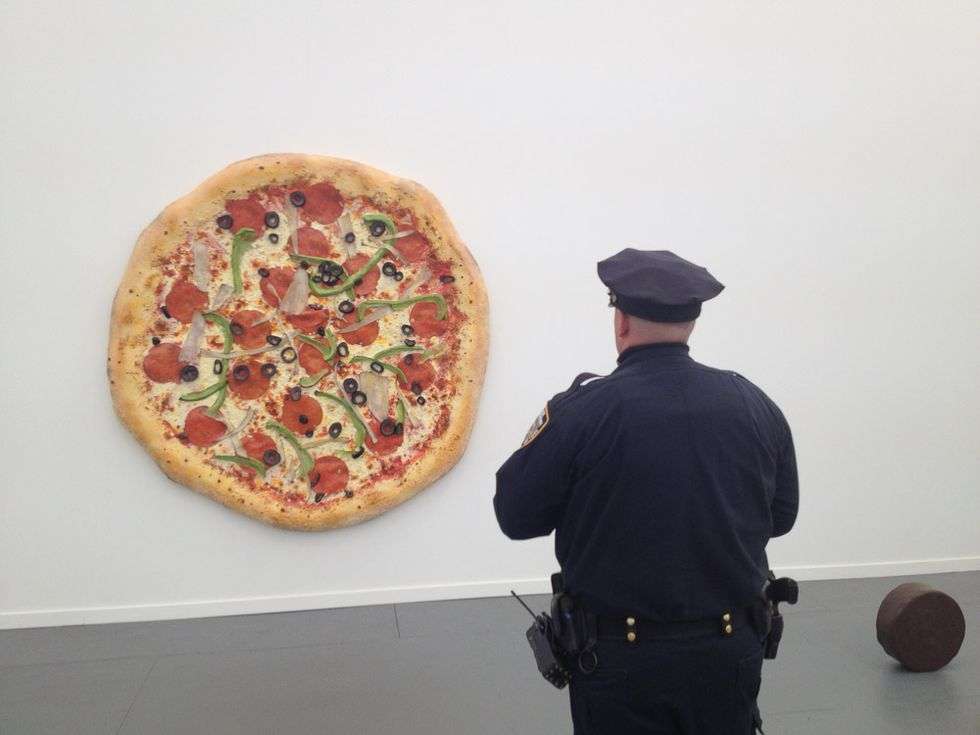 More from Frieze New York 2013