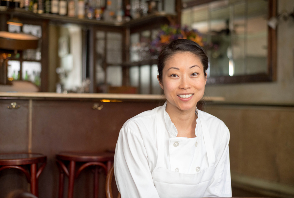 Maison Premiere's New Chef Lisa Giffen on Williamsburg Fine Dining and Frog Legs