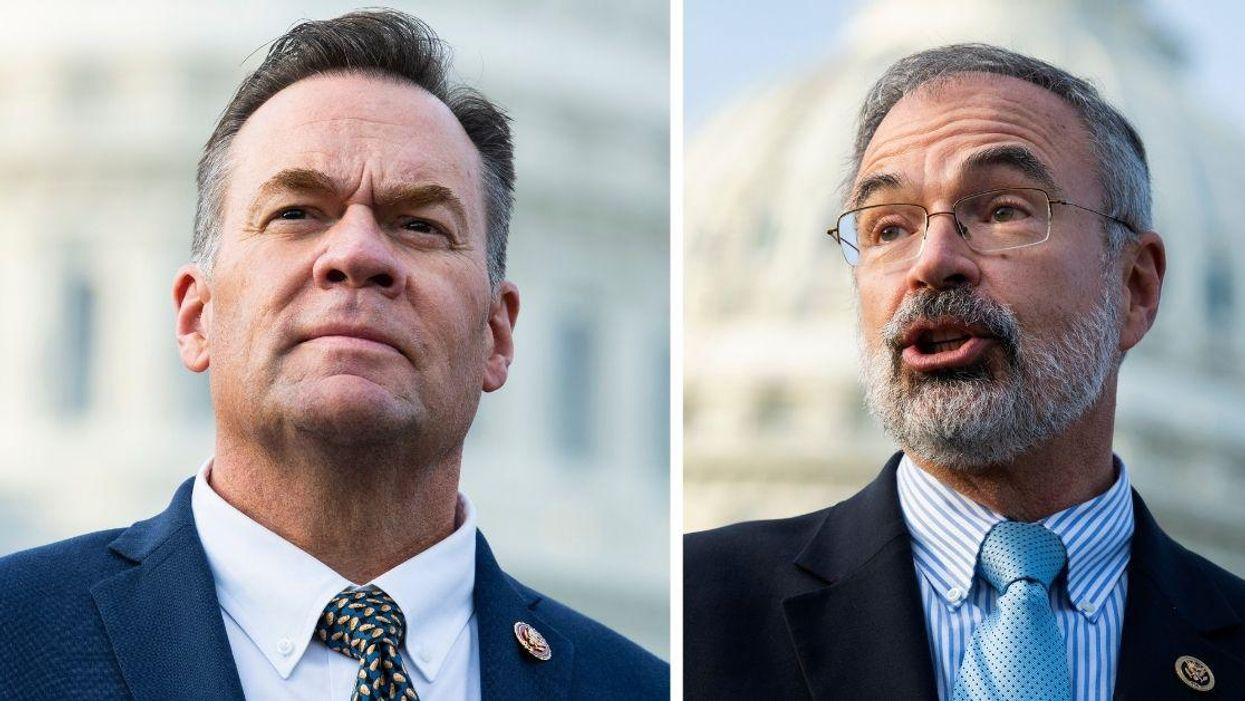 Capitol Police Investigating Two GOP Reps After Unsettling House Metal Detector Incidents