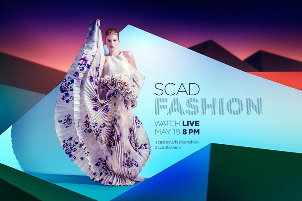 Catch a Livestream of the SCAD Fashion Show
