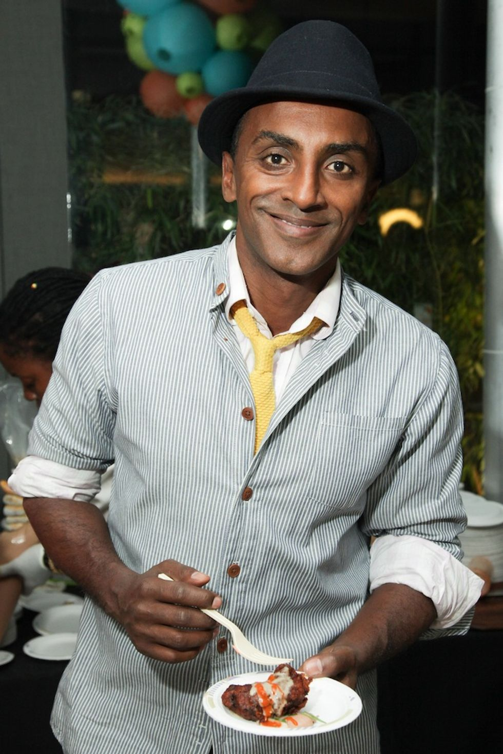 Marcus Samuelsson Reveals His All-Time Favorite Harlem Fried Chicken Joint