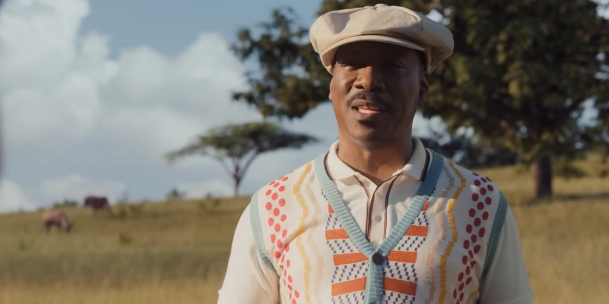 <div>South African Fashion Label Maxhosa Stands Out in Upcoming Movie 'Coming 2 America'</div>