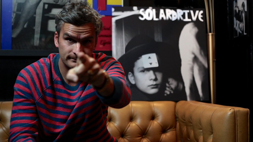 Balthazar Getty On the 10 Music Acts That Have Influenced Him Most