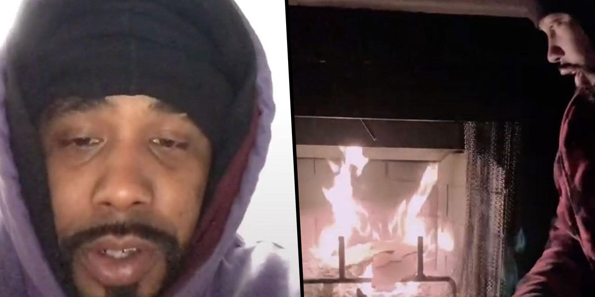 Texas Man Begs For Help on Social Media After Family Is Left With 1 Piece of Firewood To Keep Warm