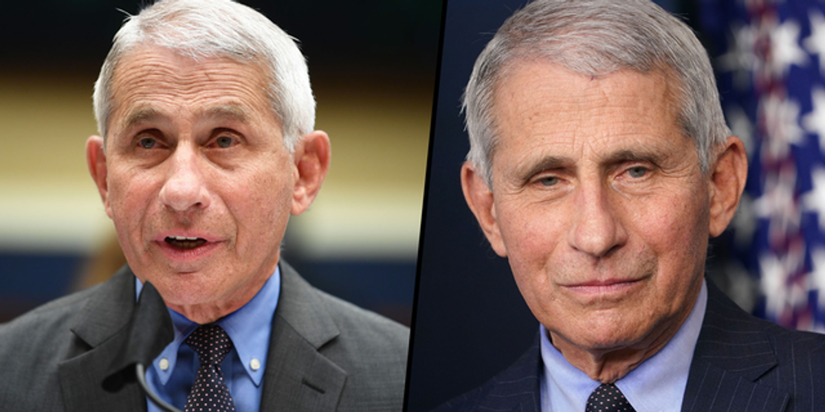 Dr. Fauci Shares the 5 Ways He's Protecting His Immune System During the Pandemic