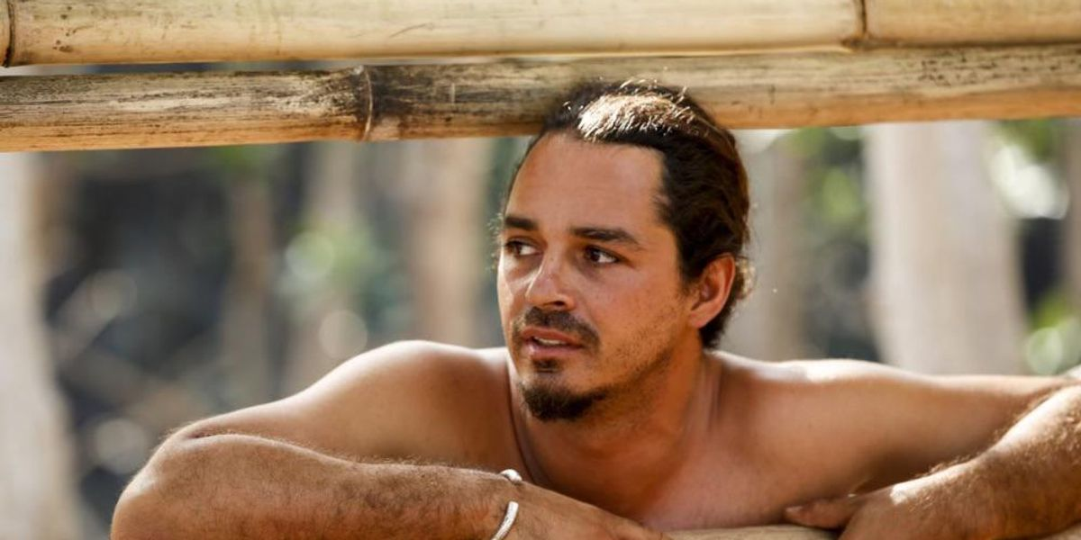 'Survivor' Icon Ozzy Lusth on Starting an OnlyFans