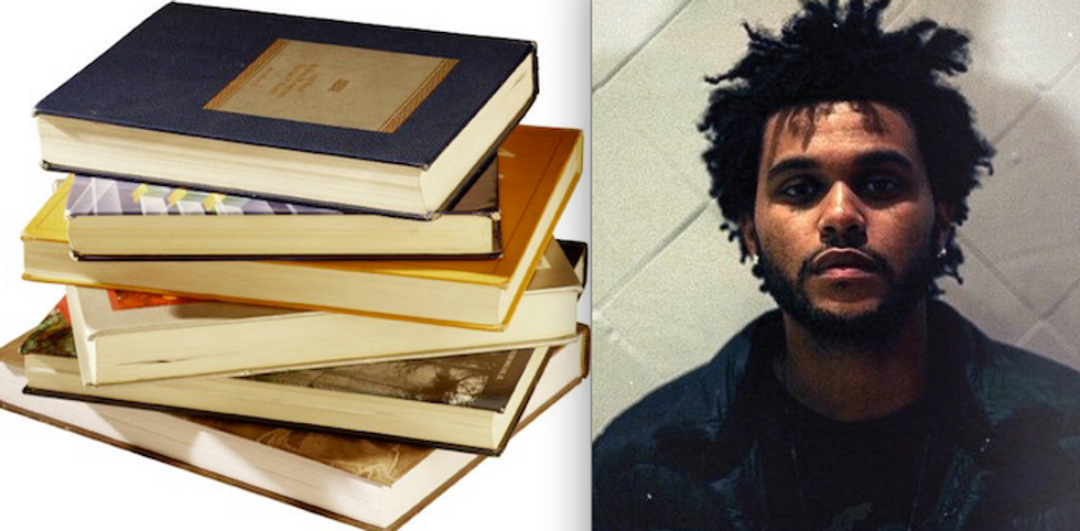 A Rainy Book-Filled Memorial Day Weekend Meets The Weeknd
