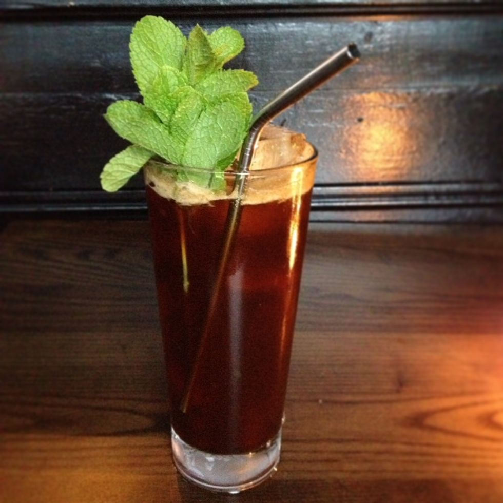 The Boozy Long Island City Special at Sweetleaf
