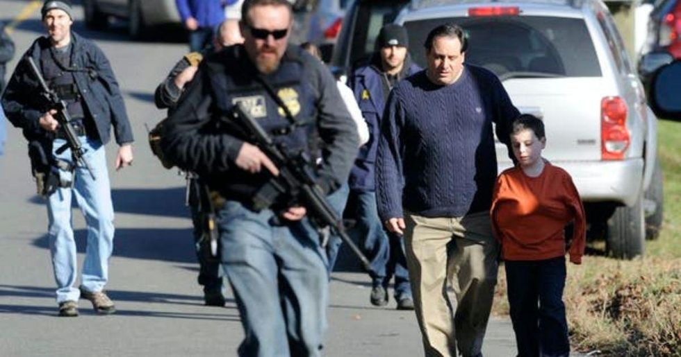Why mass shootings spawn conspiracy theories