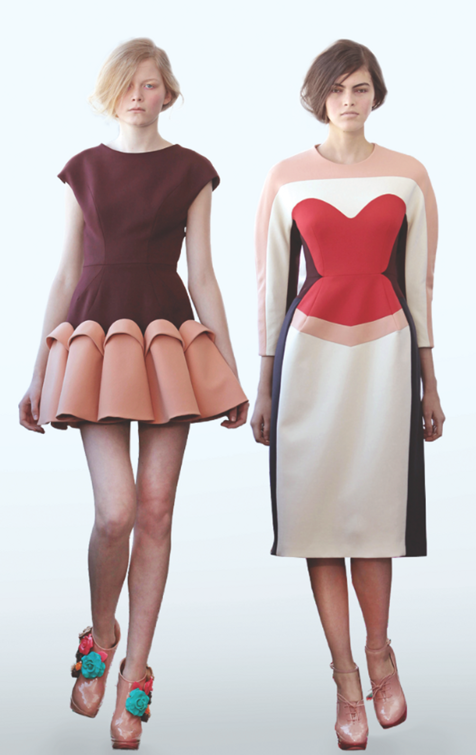 Not Since Balenciaga Has a Spanish Label Generated As Much Buzz as Delpozo