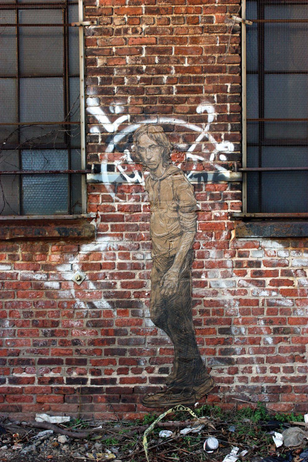 At 22, RJ Rushmore Has Become One of Street Art's Premier Chroniclers